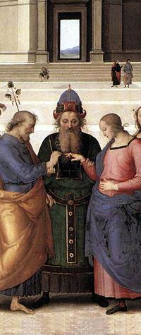 rito del matrimonio nella celebrazione eucaristica